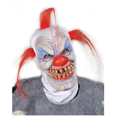 Psycho Clown Deluxe Latex Mask
