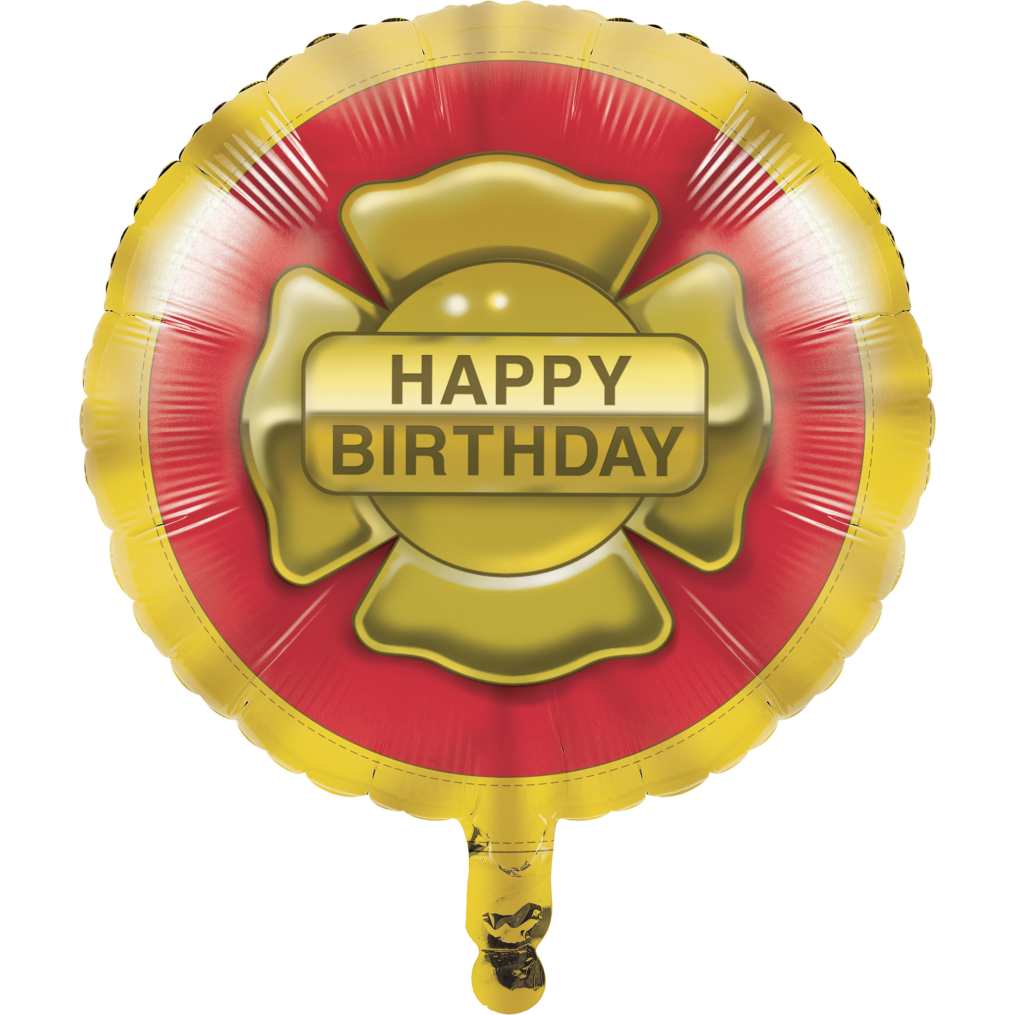 50% OFF: Fire Fighter Large Foil Balloon