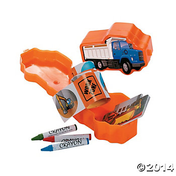 Construction 15 Piece Stationary Set
