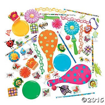 Spring Toy Assortment - 100 Pk