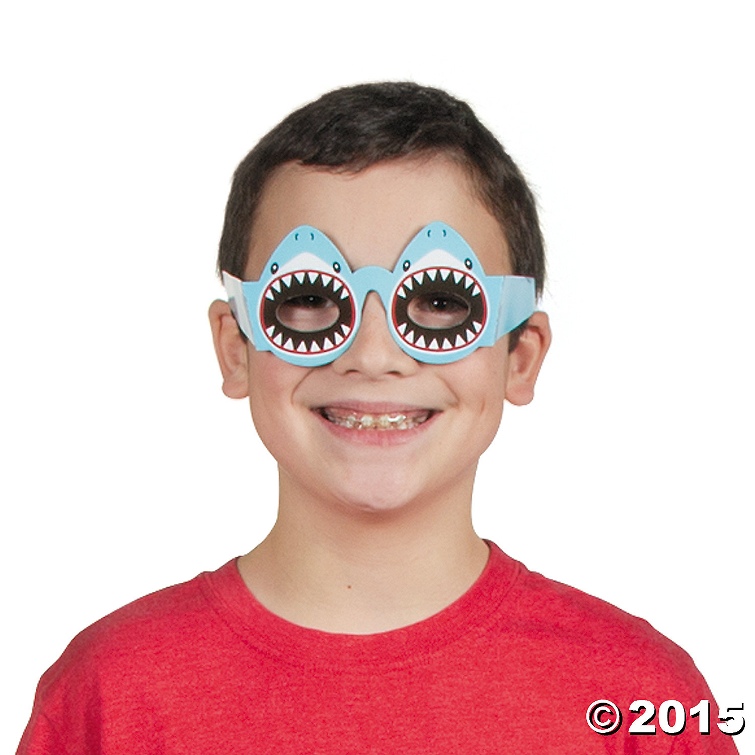 Shark Glasses - 12 Pk