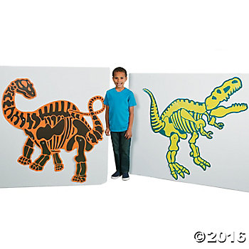 "Dino Giant 55"" Cutouts - 2 Pack"