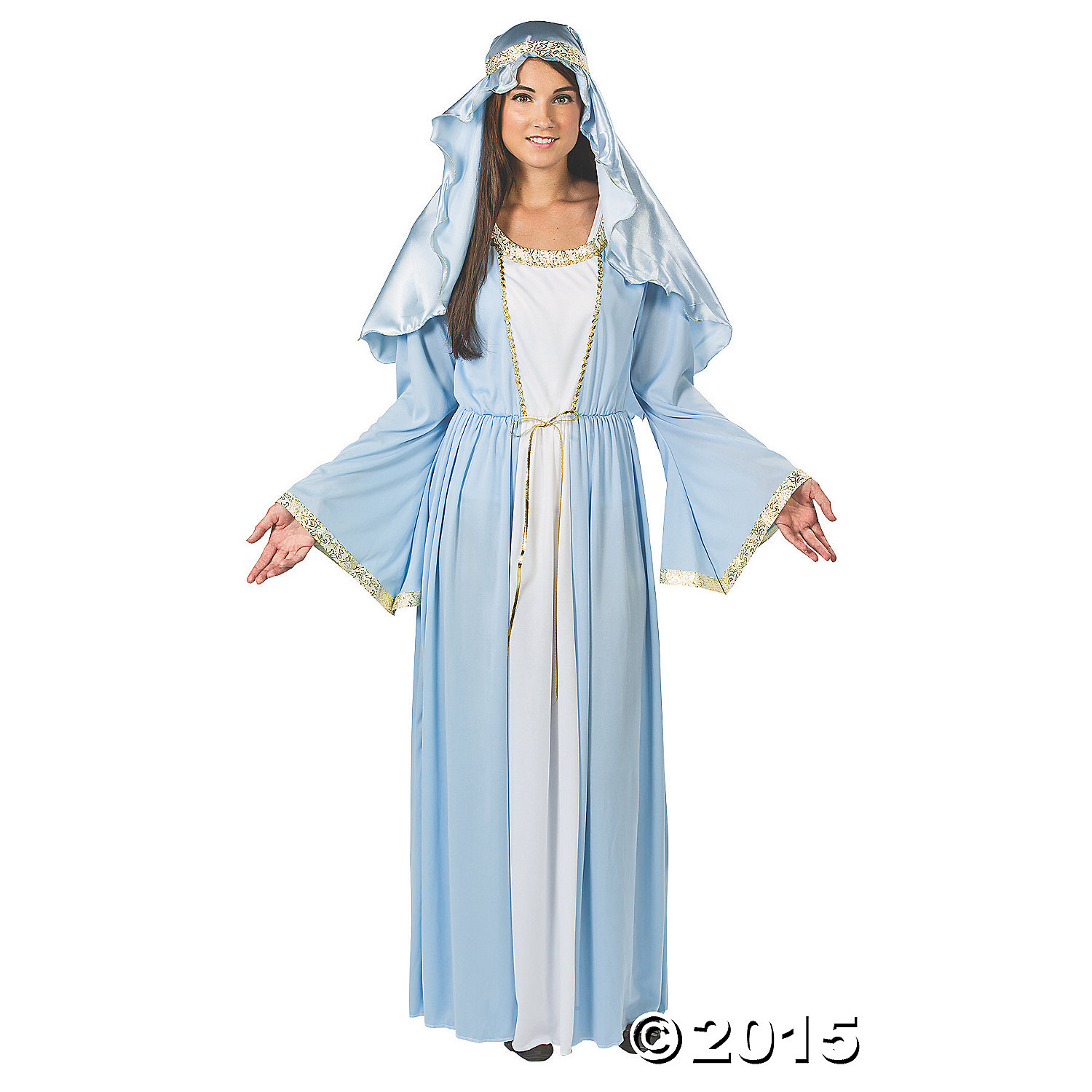 Nativity Mary Deluxe Costume Adult Party Supplies Canada
