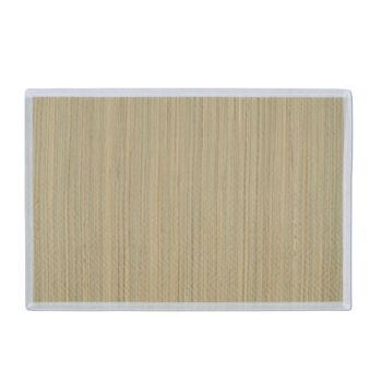 "Straw Placemats - 18"" - 4 Pack"