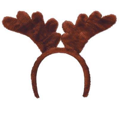 Soft-Touch Deer Antlers