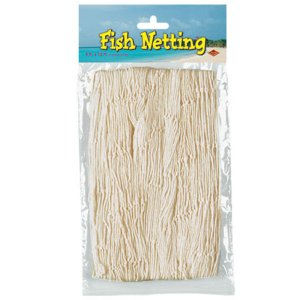 Real Fish Netting 12 Ft.