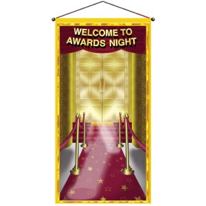 Award Night  Door Panel 5 ft.