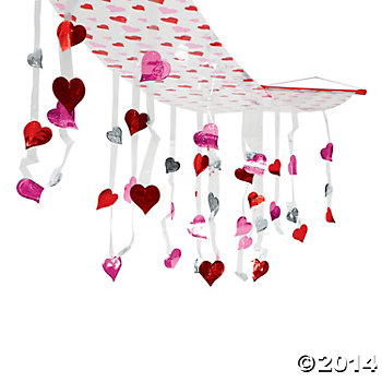 Valentines- 12 Foot Ceiling Decoration