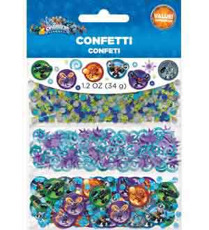 75% Off: Skylanders Jumbo Table Confetti Pk