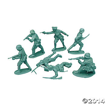 Army Men 144 Pack