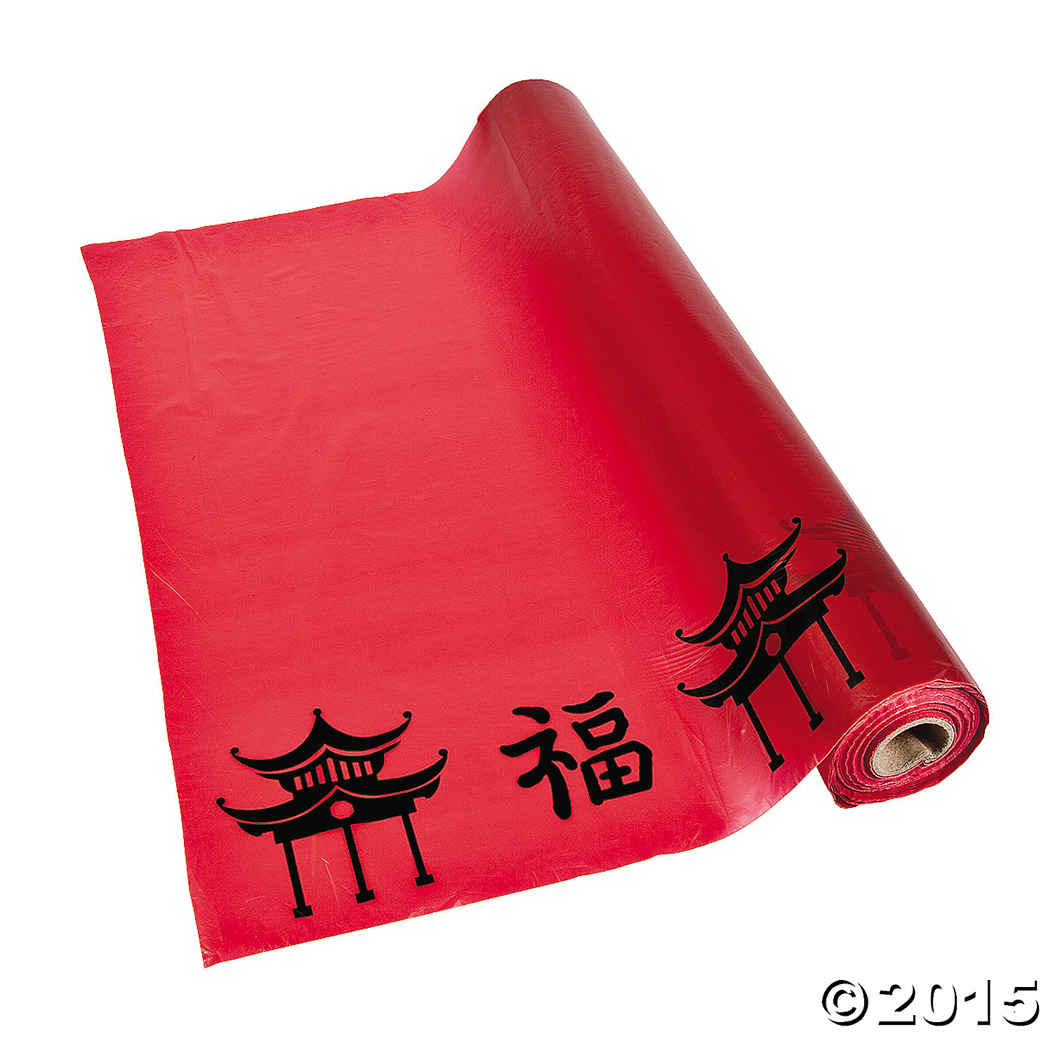Asian Tablecover Roll - 100ft.