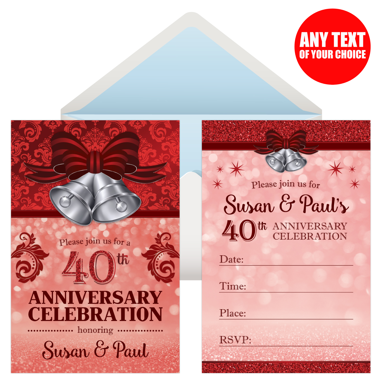 40th Anniversary Party Supplies Party Supplies Canada - Open A Party
