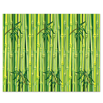 Bamboo Backdrop - 4ft x 30ft