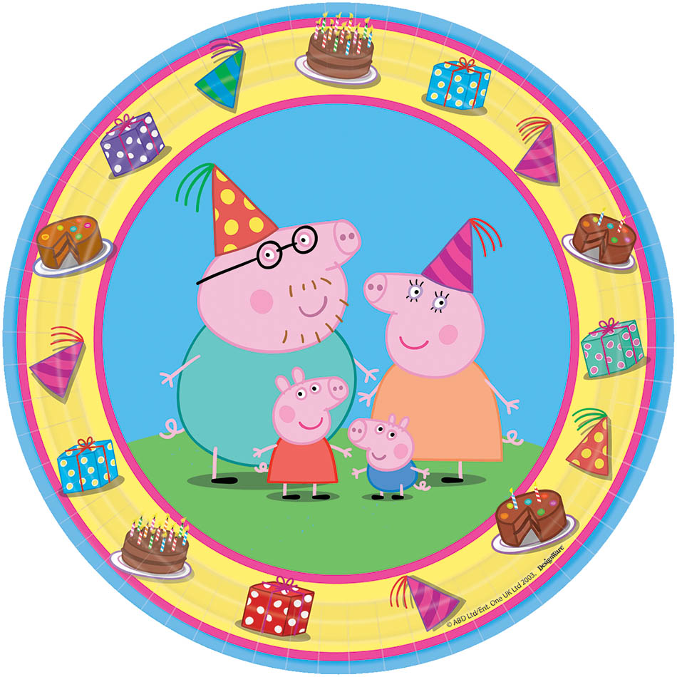 decor theme decorations its peppa party than category pig more rn just a