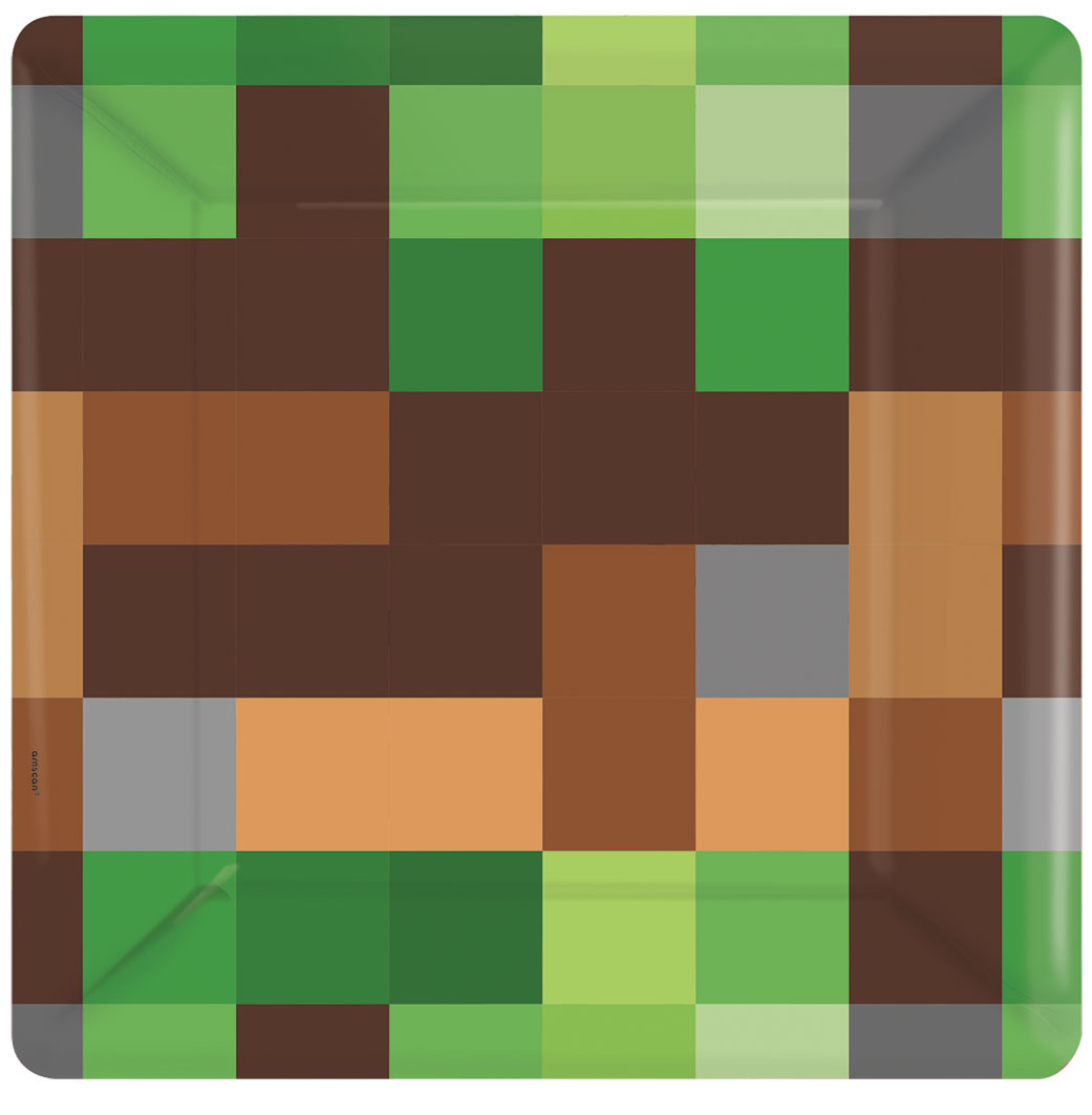 Minecraft Birthday Party Supplies Party Supplies Canada - Open A Party