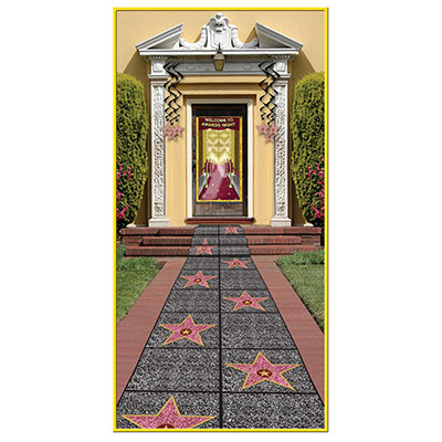 Star Fabric Welcome Carpet - 10ft.