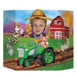 John Deere Party Supplies: Jumbo Photo Prop