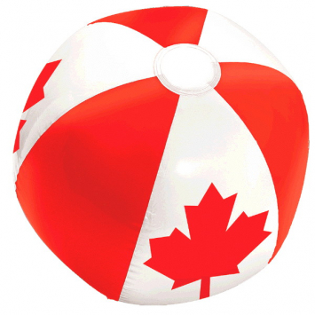 50% OFF: Canada Day Big Inflatable Beach Ball
