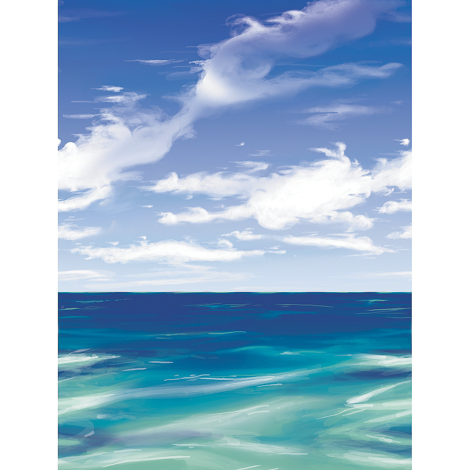 Design-A-Room Ocean Background