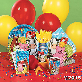 Barnyard 1st Party Pack for 8