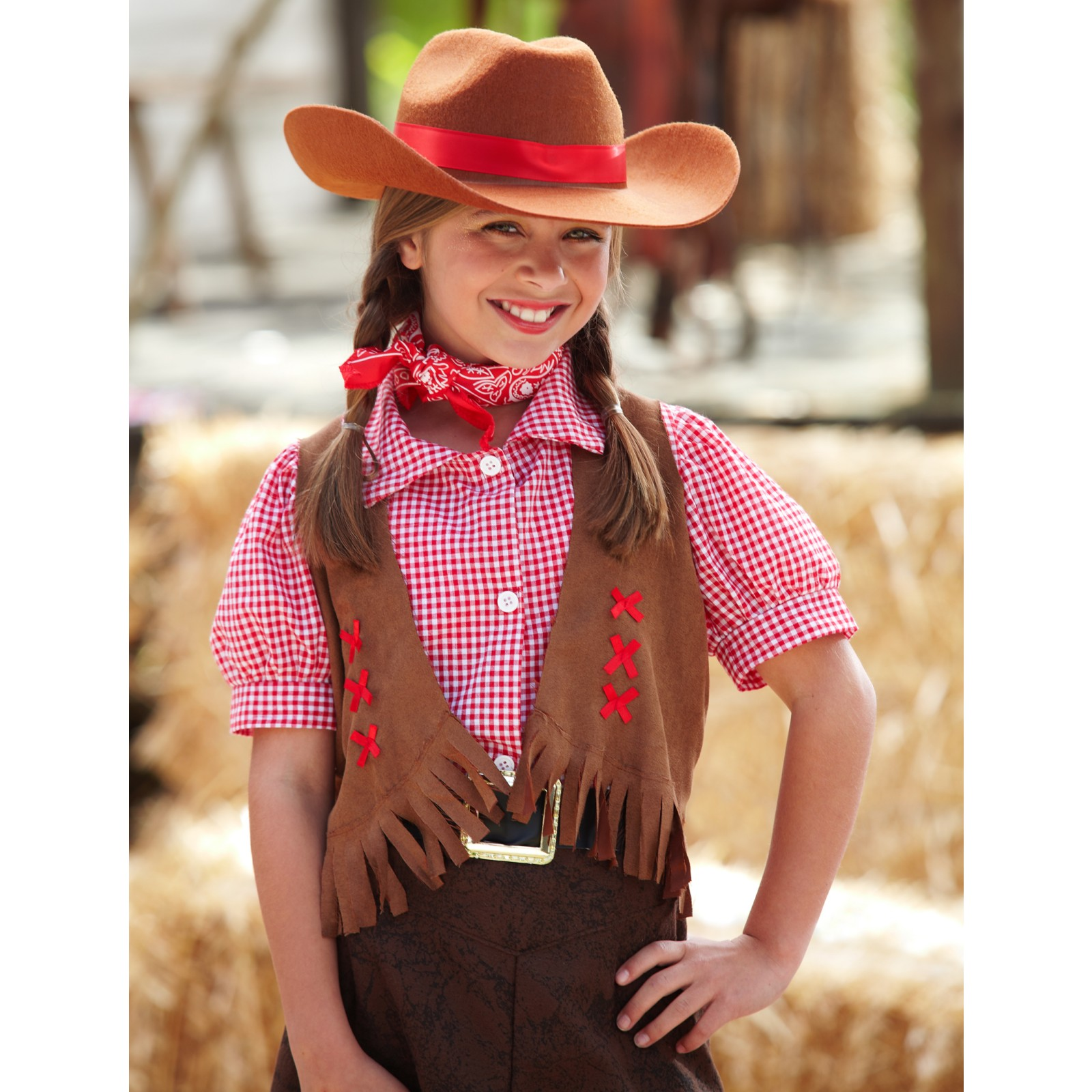 Cowgirl Kids Costume Western Cowgirl Kids Costume Sc 1 St A2z Kids