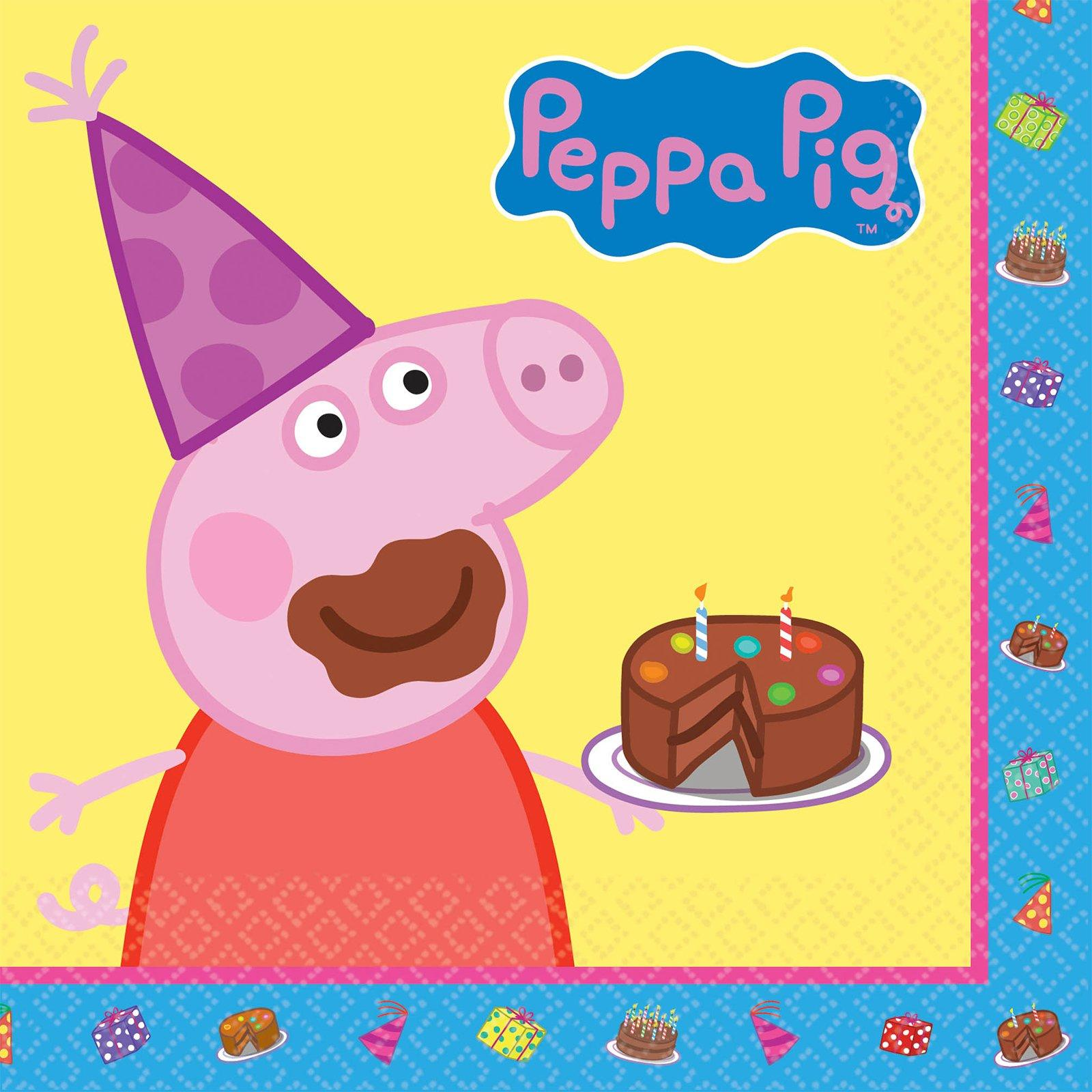 Peppa Pig Birthday Party Supplies Party Supplies Canada - Open A Party
