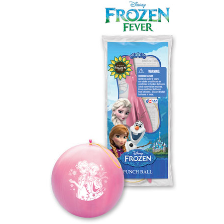 "Frozen Fever 16"" Punch Ball"