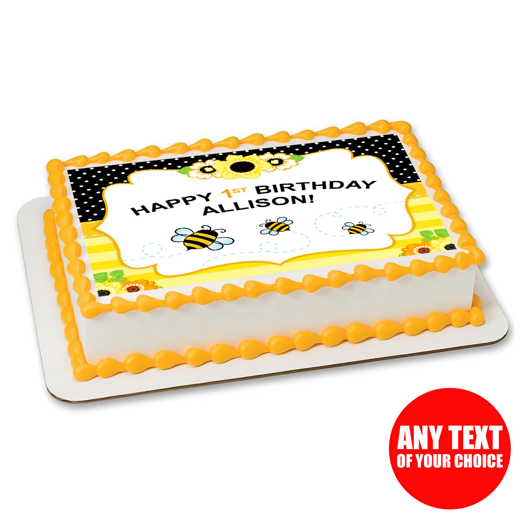 Bee Themed Party Supplies Party Supplies Canada - Open A Party