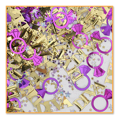Diva Table Confetti