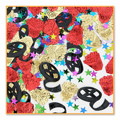 Movie Night Confetti
