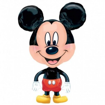 Mickey Mouse Party Supplies: Air Walker 30 Inch