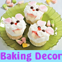 Easter Cupcake and Cake Decor