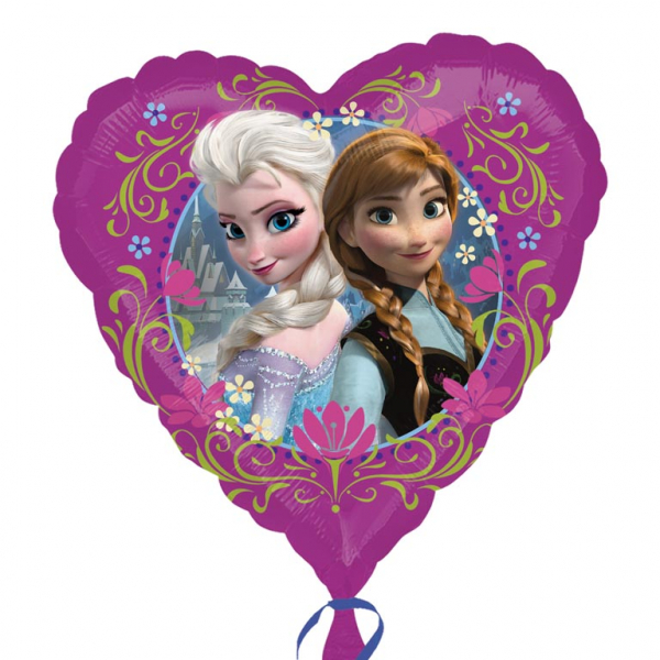 "Disney Frozen Love 18"" Foil Balloon"