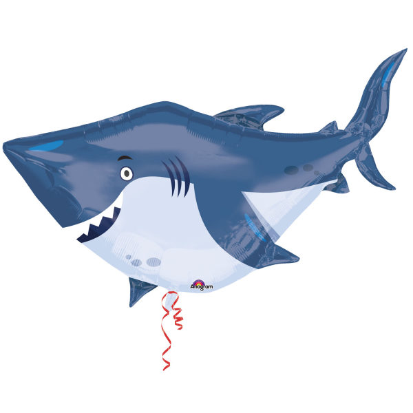 Ocean Buddies Shark SuperShape Balloon