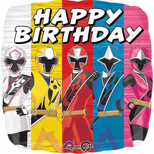 Power Rangers Birthday Party Supplies Party Supplies Canada Open A