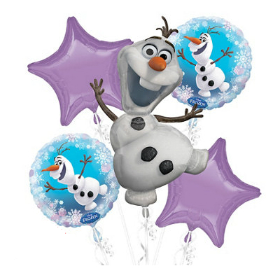 Disney Frozen: Olaf Balloon Bouquet