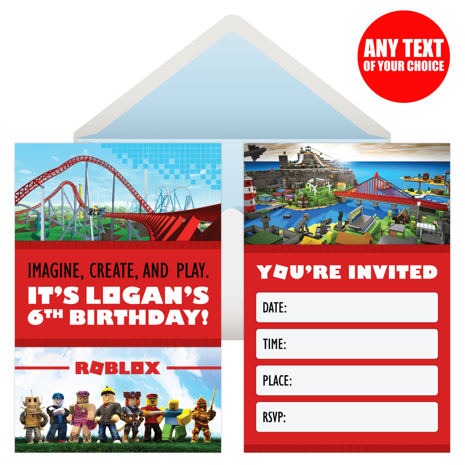Roblox Birthday Party Supplies Party Supplies Canada - Open A Party