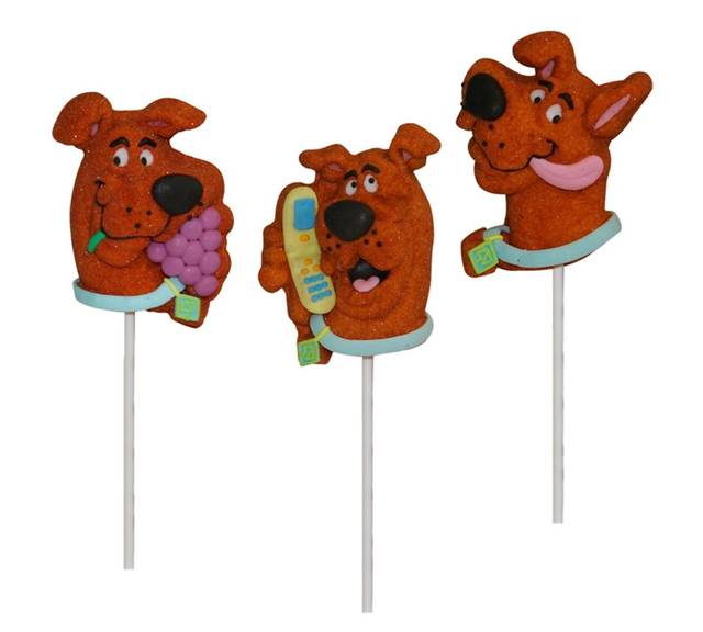 Scooby Doo Baby Shower Theme: Scooby Doo Hanging Swirls 12pk Party Supplies Canada