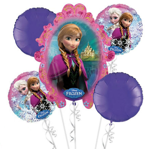 Disney Frozen: Balloon Bouquet