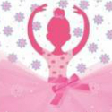 Ballerina Ballet Birthday Party Supplies