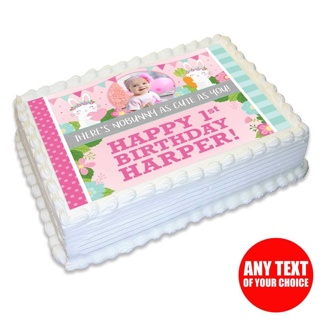 Photo Edible Icing Cake Toppers Party Supplies Canada Open A Party
