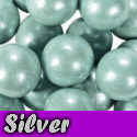 Silver Coloured Candy