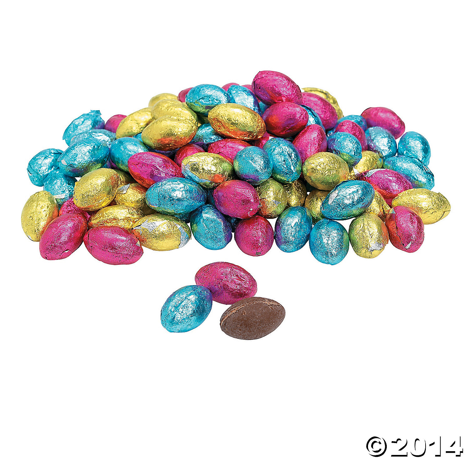 Foil Easter Foil Wrapped Chocolate Easter