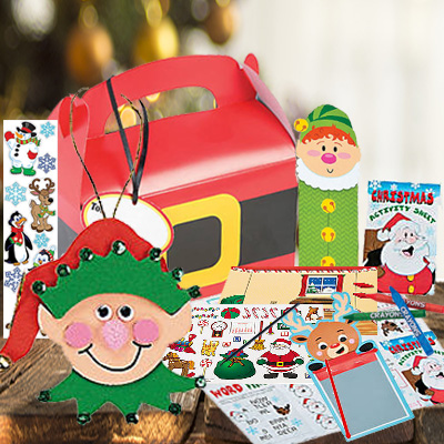 70 off christmas craft 10 piece activity pack