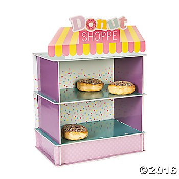 Donut Party Big Treat Stand