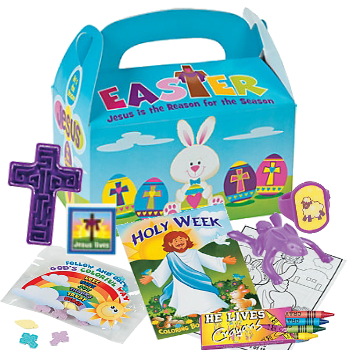 75% Off: Easter Religious Loot Box Filled