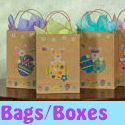 Easter Bags, Boxes & Totes