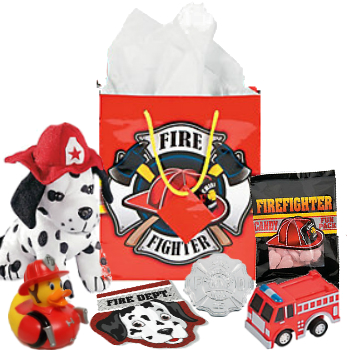 FireFighter Deluxe Loot Pack