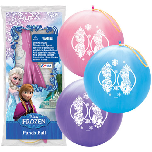 Disney Frozen: Punch Balloon Favor