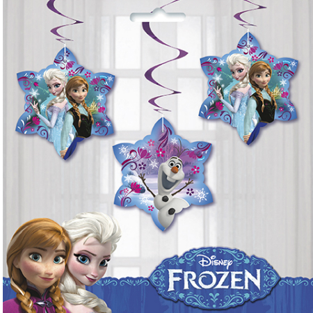 60% Off: Disney Frozen Ceiling Swirls